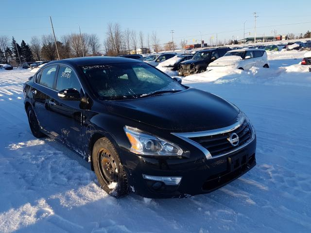 Salvage 2013 NISSAN ALTIMA - Small image. Lot 32905931