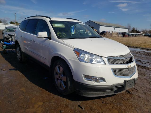 Salvage 2011 CHEVROLET TRAVERSE - Small image. Lot 34500131