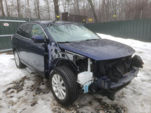 Mazda CX-9 salvage cars for sale: 2010 Mazda CX-9