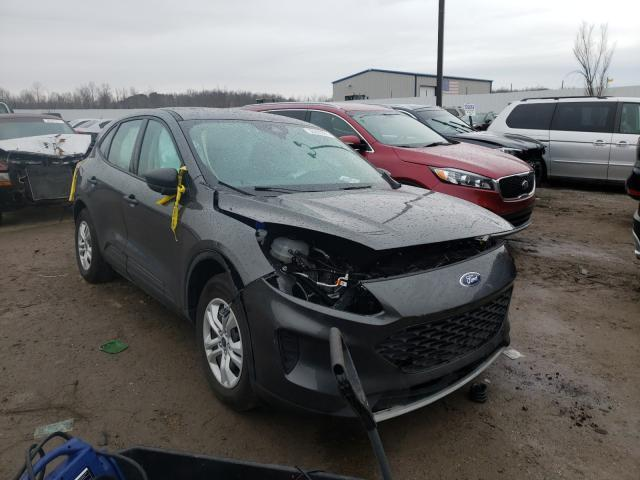 Ford salvage cars for sale: 2020 Ford Escape S