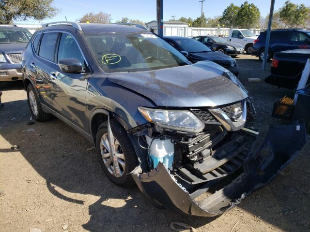 Nissan salvage cars for sale: 2016 Nissan Rogue S