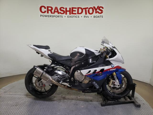 BMW salvage cars for sale: 2011 BMW S1000 RR