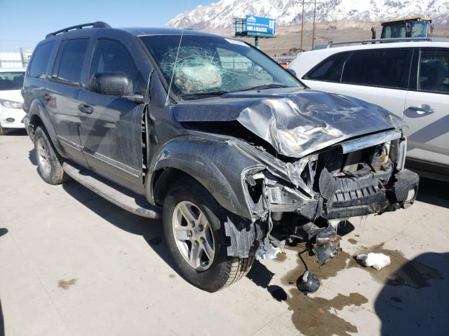 Salvage cars for sale from Copart Farr West, UT: 2005 Dodge Durango