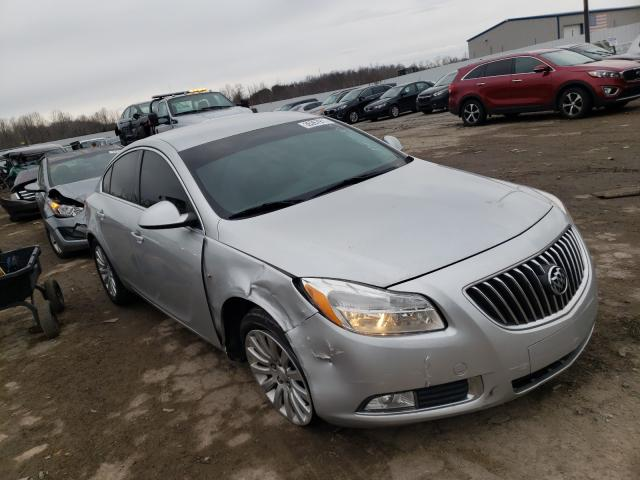 Salvage cars for sale from Copart Lawrenceburg, KY: 2011 Buick Regal CXL