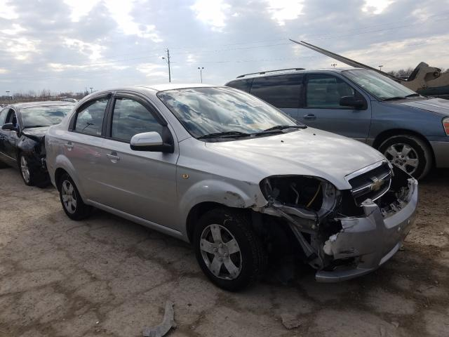 Salvage cars for sale from Copart Indianapolis, IN: 2008 Chevrolet Aveo Base
