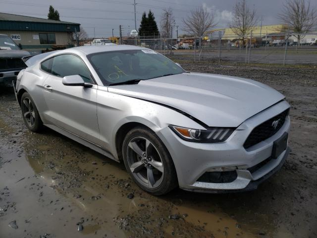 Salvage cars for sale from Copart Eugene, OR: 2016 Ford Mustang