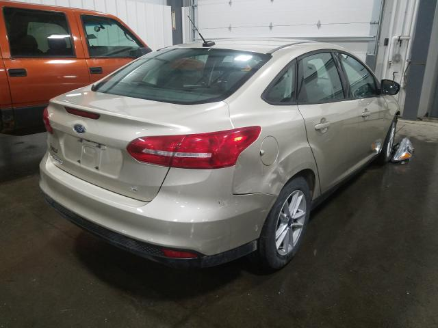 2018 FORD FOCUS SE - Right Rear View