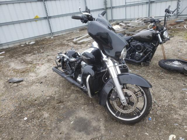 Salvage cars for sale from Copart Hampton, VA: 2018 Harley-Davidson Flhx Street
