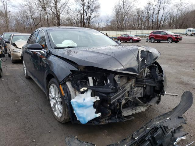 Lincoln MKZ salvage cars for sale: 2016 Lincoln MKZ