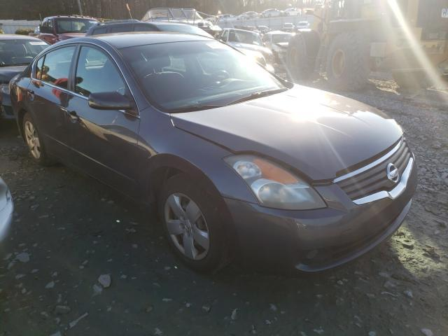 Salvage cars for sale from Copart Mebane, NC: 2008 Nissan Altima 2.5
