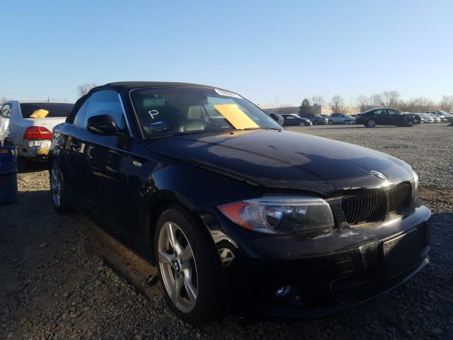 BMW 128 I salvage cars for sale: 2012 BMW 128 I
