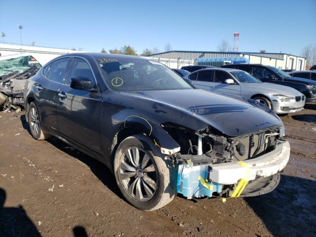 Infiniti M37 X salvage cars for sale: 2013 Infiniti M37 X
