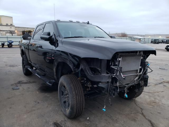 Salvage cars for sale from Copart Tulsa, OK: 2018 Dodge 2500 Laram