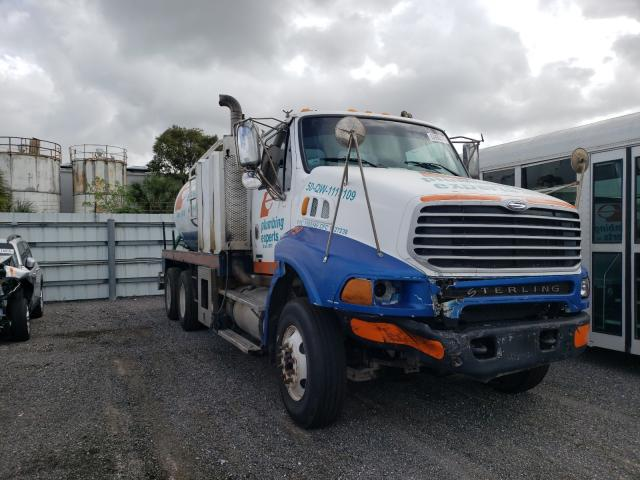 Sterling salvage cars for sale: 2007 Sterling LT 9500