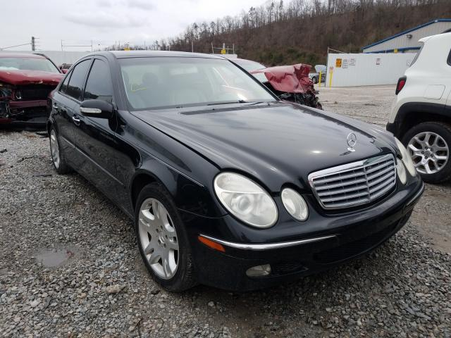 Mercedes-Benz salvage cars for sale: 2003 Mercedes-Benz E 320