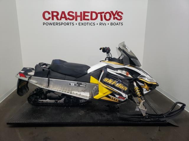 Salvage cars for sale from Copart Ham Lake, MN: 2011 Skidoo MXZ