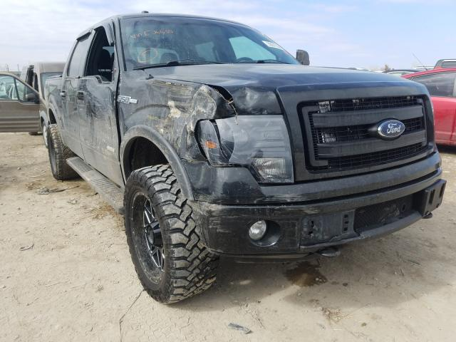 Salvage cars for sale from Copart Kansas City, KS: 2013 Ford F150 Super