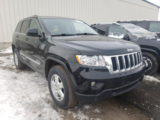 Salvage cars for sale from Copart Rocky View County, AB: 2013 Jeep Grand Cherokee