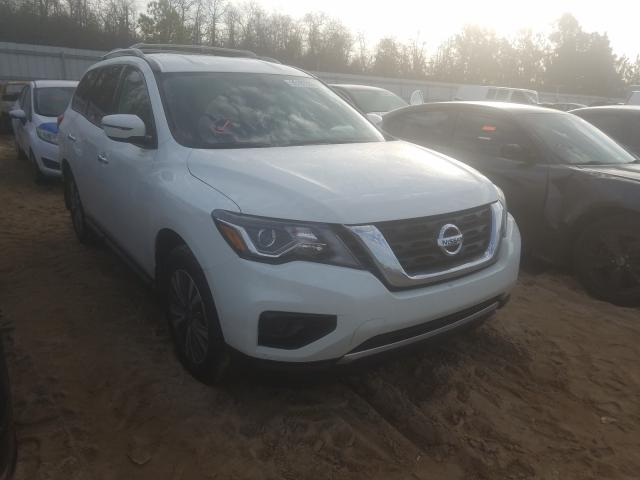 Salvage cars for sale from Copart Gaston, SC: 2020 Nissan Pathfinder