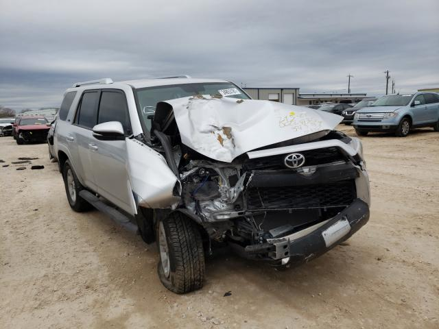 Salvage cars for sale from Copart San Antonio, TX: 2018 Toyota 4runner SR