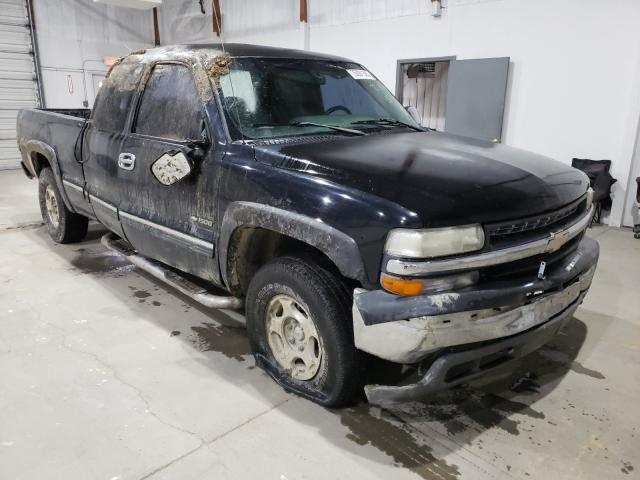Salvage cars for sale from Copart Lexington, KY: 2000 Chevrolet Silverado