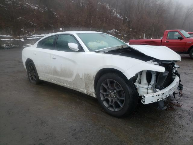 Salvage cars for sale from Copart Marlboro, NY: 2018 Dodge Charger GT