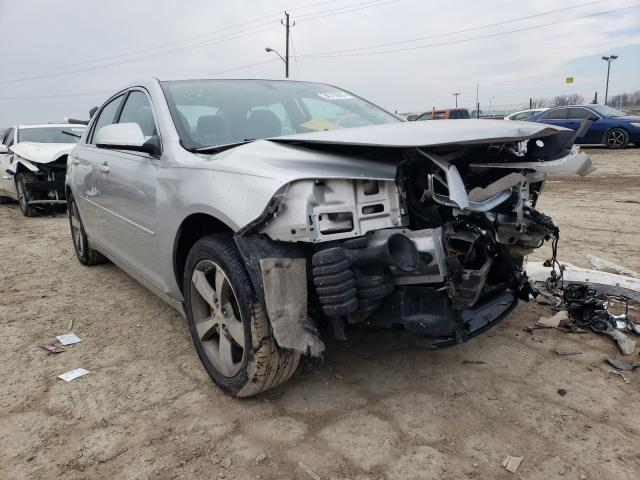 Salvage cars for sale from Copart Indianapolis, IN: 2011 Chevrolet Malibu 1LT