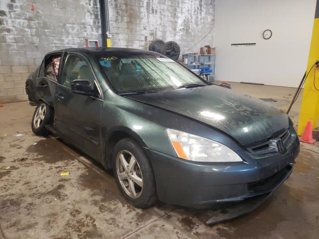 Salvage cars for sale from Copart Chalfont, PA: 2005 Honda Accord EX