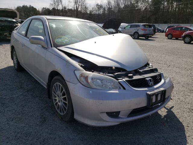 2005 Honda Civic EX for sale in Fredericksburg, VA