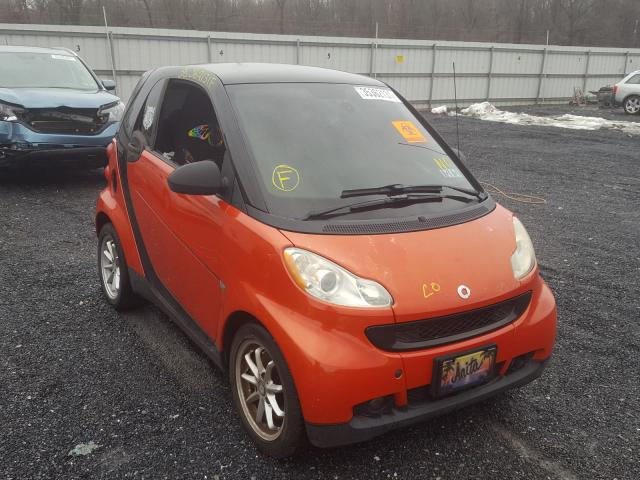 Smart Vehiculos salvage en venta: 2008 Smart Fortwo