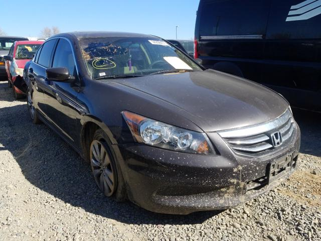 2011 HONDA ACCORD EX 1HGCP2F77BA050885