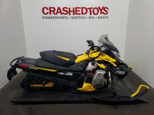 Skidoo salvage cars for sale: 2014 Skidoo MX Z TNT