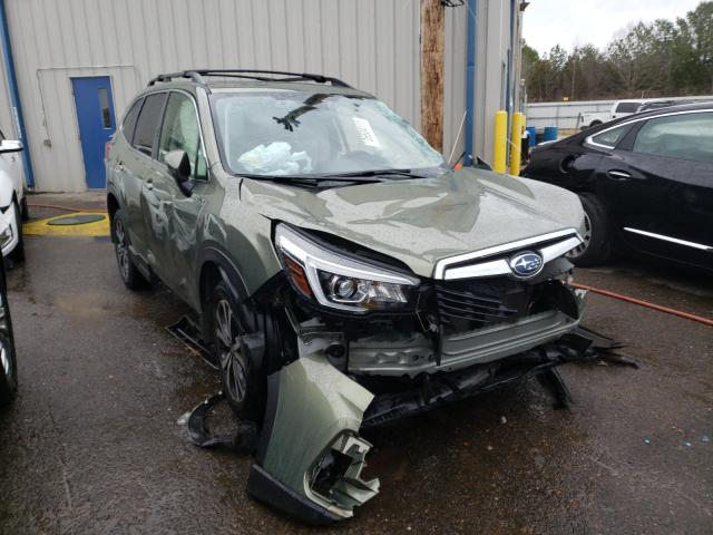 Salvage cars for sale at Memphis, TN auction: 2019 Subaru Forester L