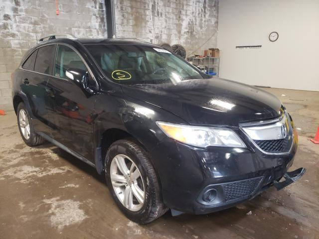 Salvage cars for sale from Copart Chalfont, PA: 2015 Acura RDX