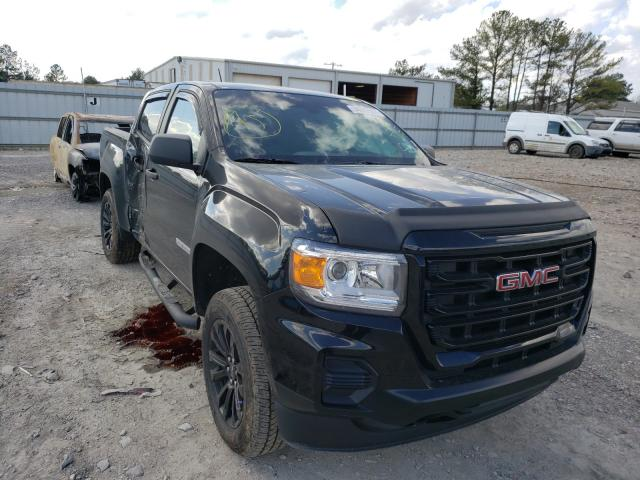GMC salvage cars for sale: 2021 GMC Canyon ELE