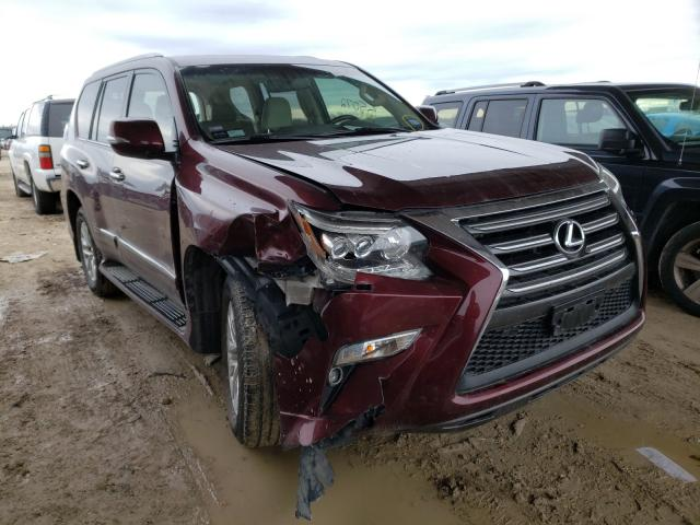 Salvage cars for sale from Copart Temple, TX: 2017 Lexus GX 460