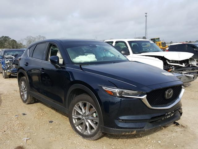Salvage cars for sale from Copart Newton, AL: 2019 Mazda CX-5 Grand Touring