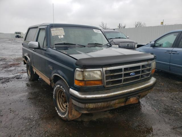 Ford Bronco salvage cars for sale: 1994 Ford Bronco