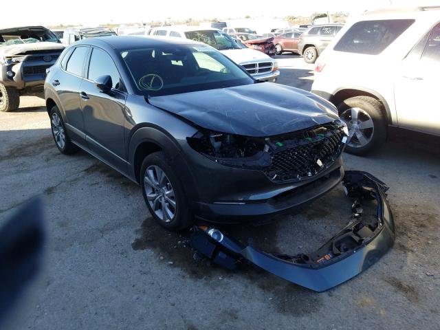 Salvage cars for sale from Copart Tucson, AZ: 2020 Mazda CX-30 Pref