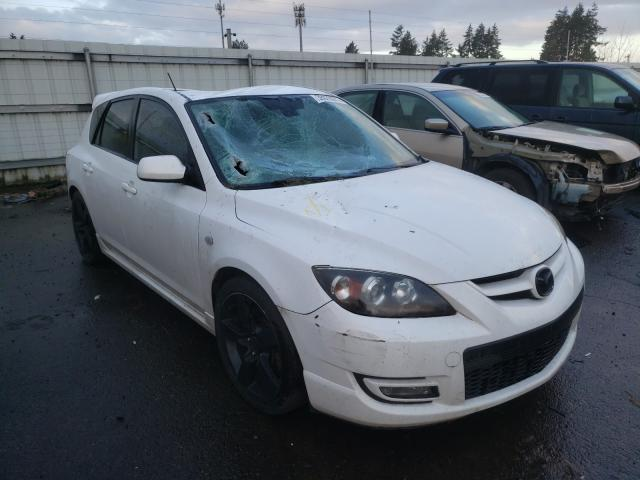 Mazda Speed 3 salvage cars for sale: 2008 Mazda Speed 3