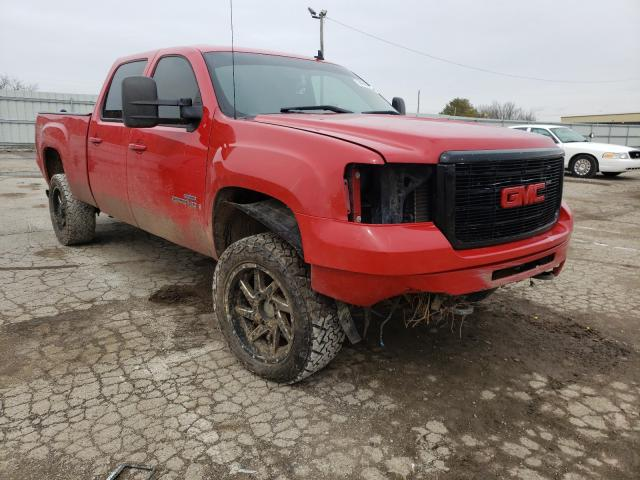 Salvage cars for sale from Copart Lexington, KY: 2008 GMC Sierra K25