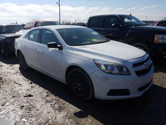 Salvage cars for sale from Copart Indianapolis, IN: 2013 Chevrolet Malibu LS