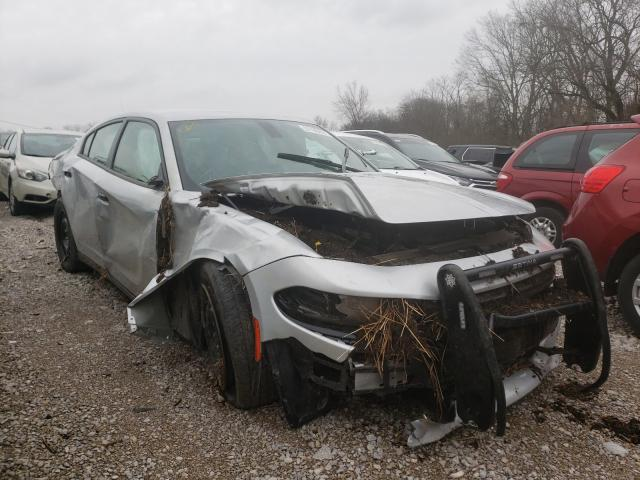 Salvage cars for sale from Copart Lexington, KY: 2019 Dodge Charger PO