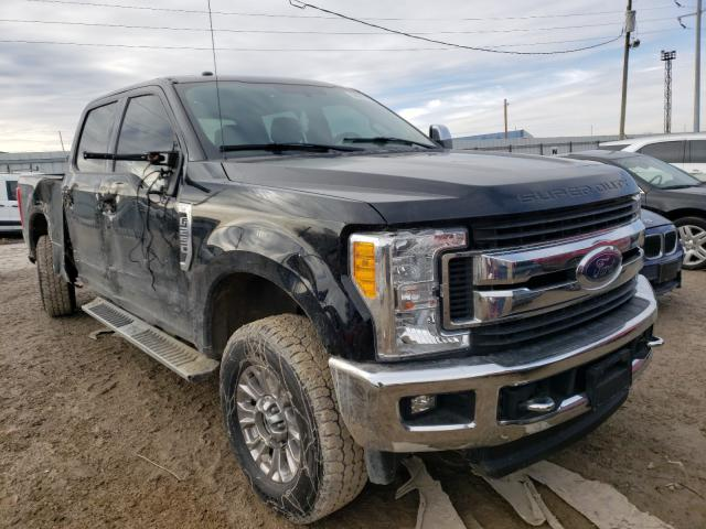 Vehiculos salvage en venta de Copart Columbus, OH: 2017 Ford F250 Super