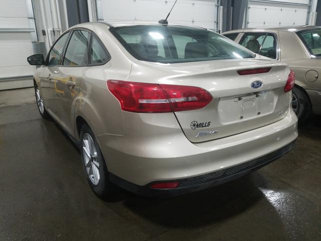 2018 FORD FOCUS SE - Right Front View