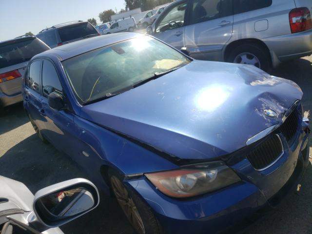 BMW 328 salvage cars for sale: 2007 BMW 328