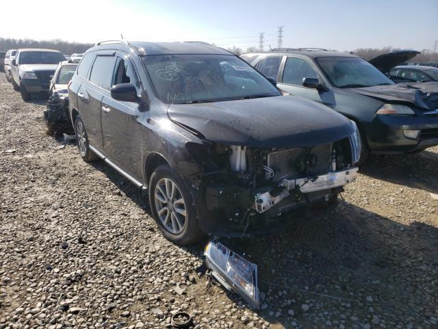 Vehiculos salvage en venta de Copart Memphis, TN: 2016 Nissan Pathfinder