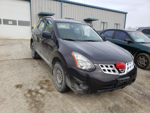 Salvage cars for sale from Copart Chambersburg, PA: 2015 Nissan Rogue Sele