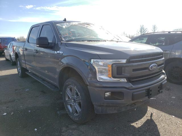 Salvage cars for sale from Copart Portland, OR: 2020 Ford F150 Super