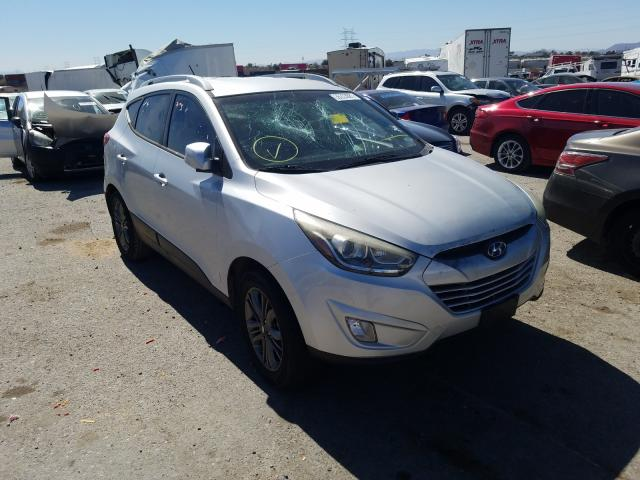 2014 Hyundai Tucson GLS for sale in Tucson, AZ